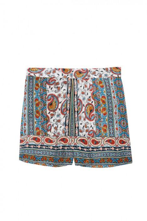Shorts T172 blue