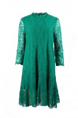 Vestido Ada Gatti JY081 green frente