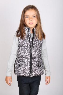 Girl waistcoat LU020