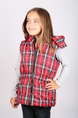 GIRLS 20	WAISCOAT GI-LU023