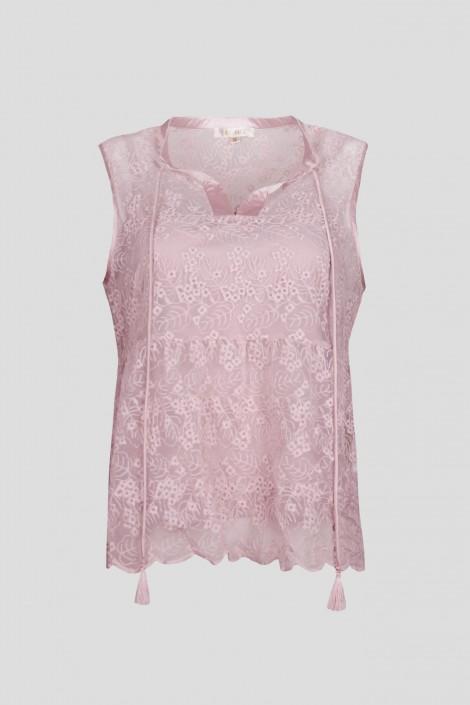Tra noi JY502 blouse