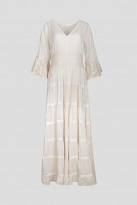 Vestido TRA NOI BN509