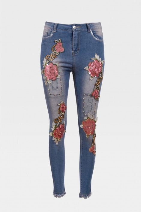 Jeans TRA NOI D500
