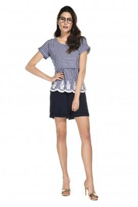 Ada Gatti blouse Z119