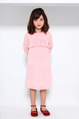 Vestido TF369 para niña